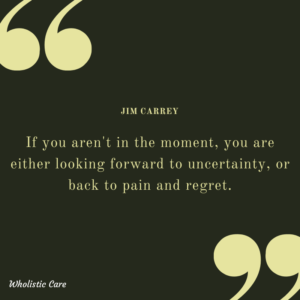 jim carrey mindfulness quote to inspire